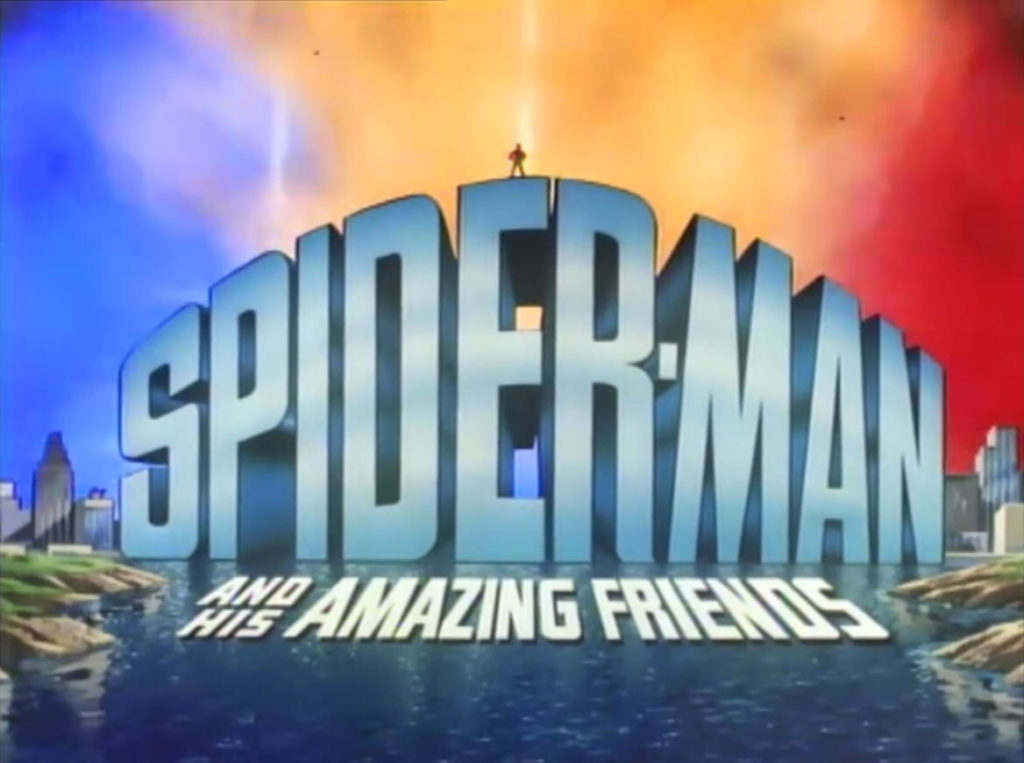 Spiderman and Amazing Friends